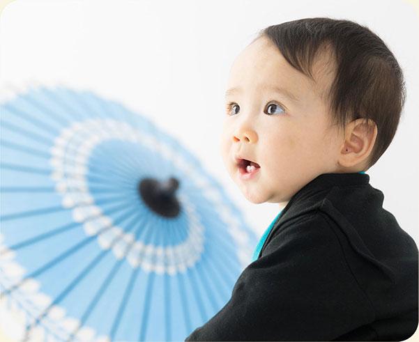 長野県伊那市にあるご家族の大切な思い出を残すフォトスタジオ。スプリングデイズ