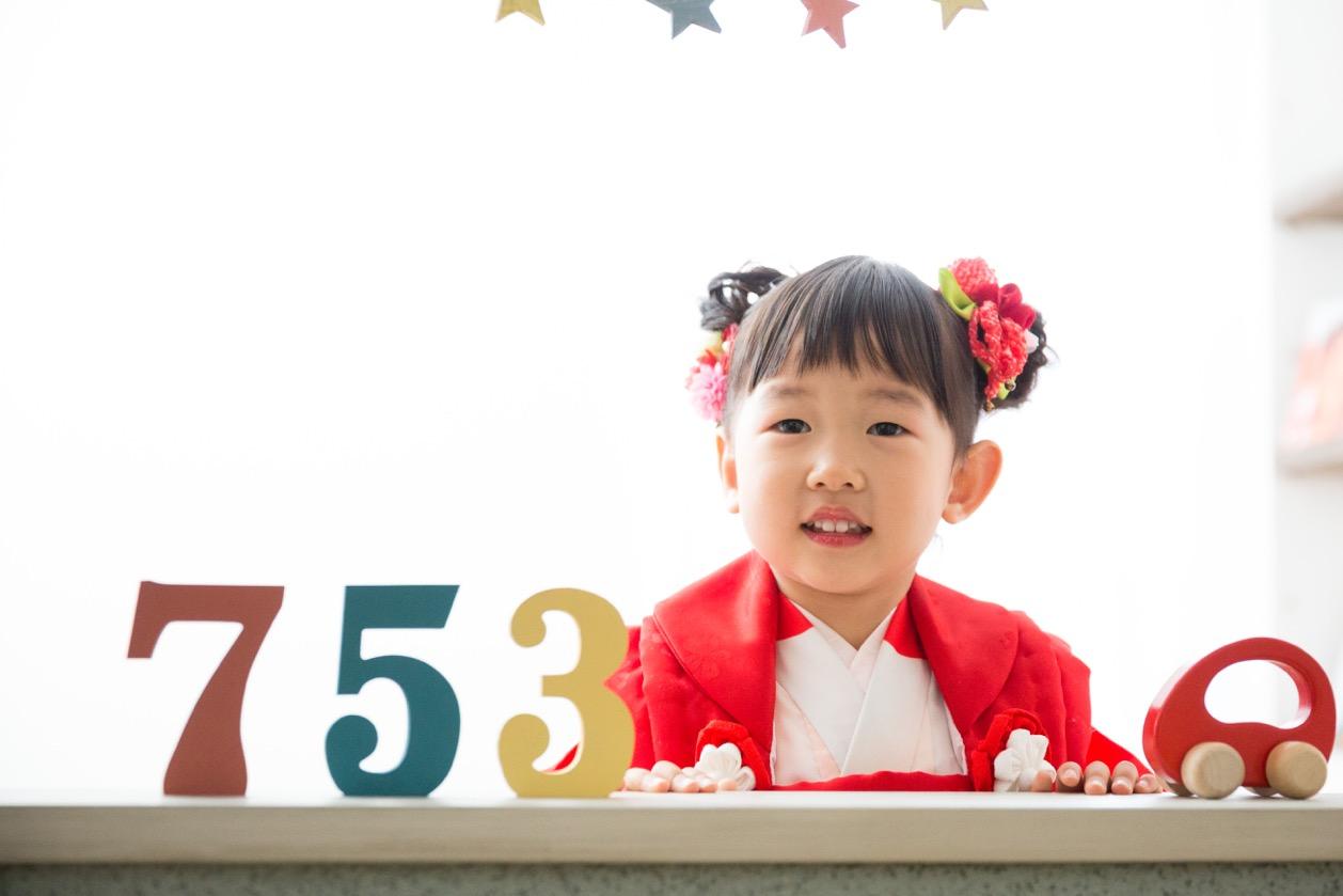 七五三撮影 2018-6