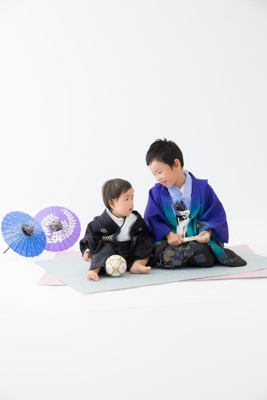 七五三・バースデイ撮影 2018-4