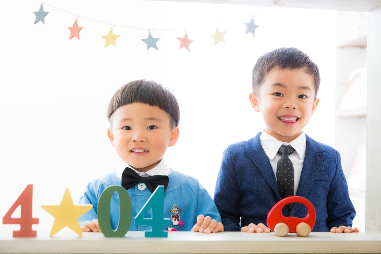2021年 入園・入学撮影会について
