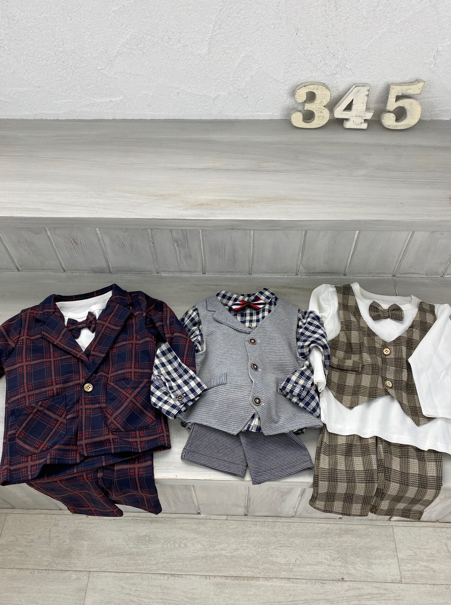 1歳 男の子用の衣装